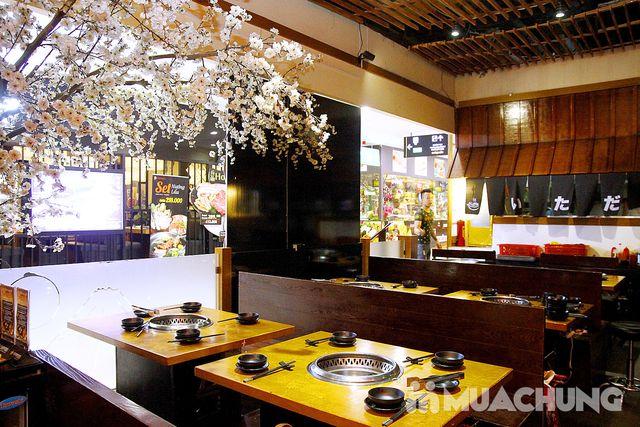 Buffet lẩu& sushi Yaki Times Ciy thơm ngon đặc sắc - 54
