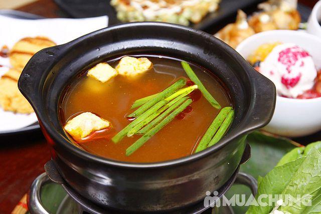 Buffet lẩu& sushi Yaki Times Ciy thơm ngon đặc sắc - 15