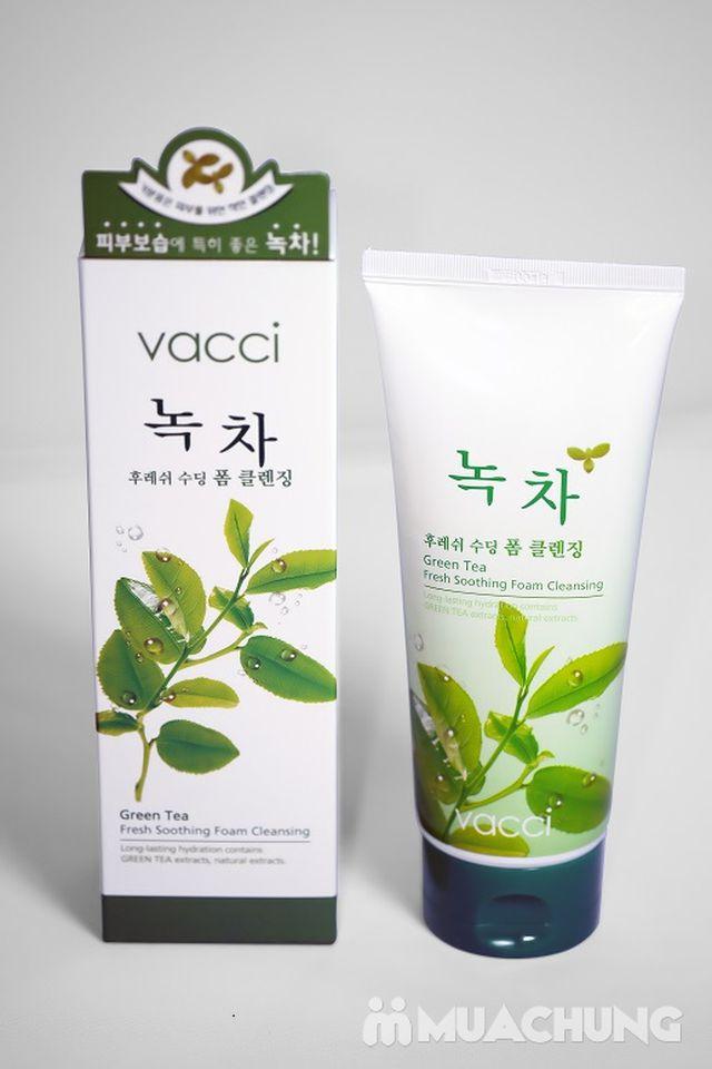 Sữa rửa mặt Vacci Hàn Quốc - 4