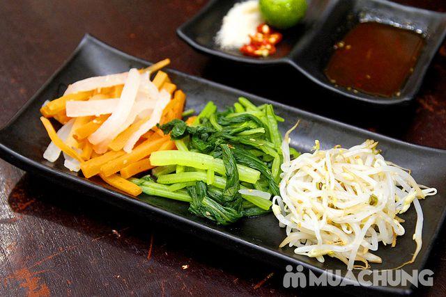 Buffet lẩu& sushi Yaki Times Ciy thơm ngon đặc sắc - 44