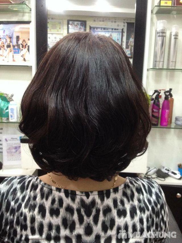 Trọn gói làm tóc Uốn/ Ép/ Nhuộm - Tặng tinh dầu - 29