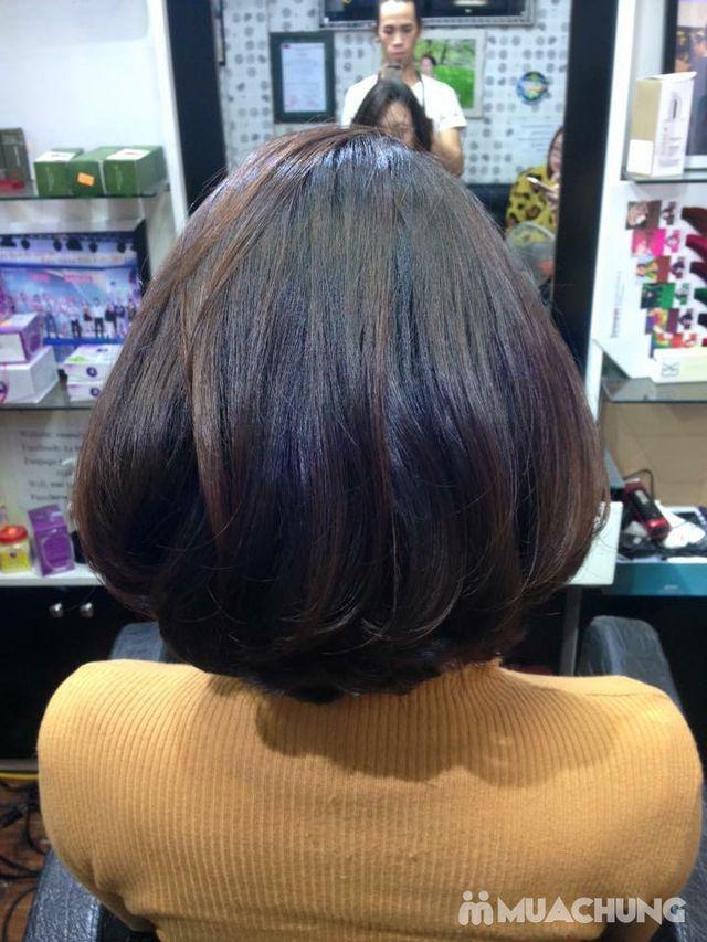 Trọn gói làm tóc Uốn/ Ép/ Nhuộm - Tặng tinh dầu - 30