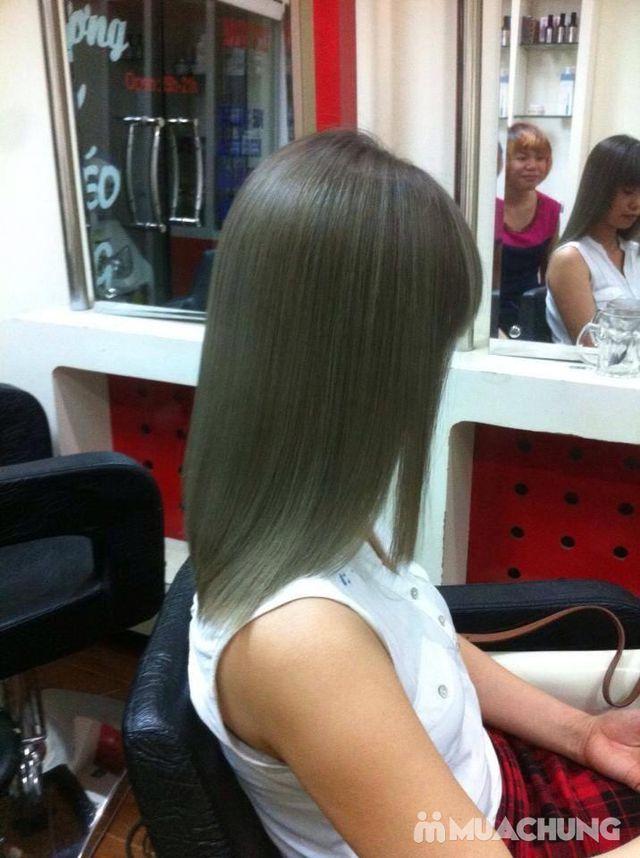 Trọn gói làm tóc Uốn/ Ép/ Nhuộm - Tặng tinh dầu - 13