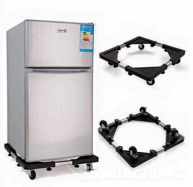 Kệ chân inox đa năng để máy giặt, tủ lạnh - 7