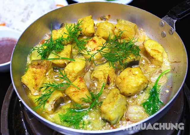 Chả cá lăng chuẩn vị truyền thống Hà Thành cho 2N Nhà Hàng Chèo Cuisine - 6