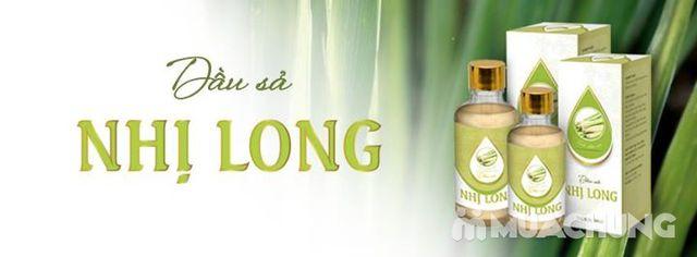 2 lọ tinh dầu sả Nhị Long 100% nguyên chất - 6