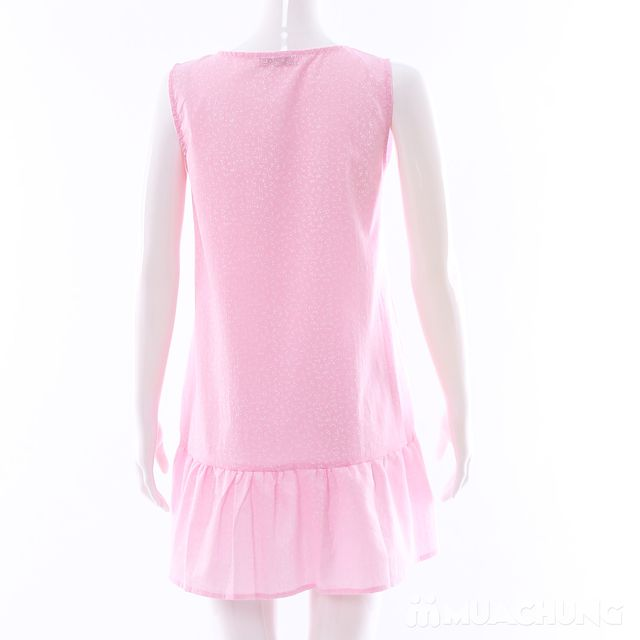 Váy dáng chữ A đuôi cá hoa nhí điệu đà cho bạn gái - 10