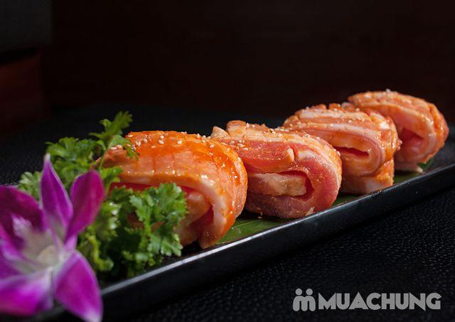 Buffet nướng lẩu hải sản đẳng cấp Nhà hàng Sochu - 6