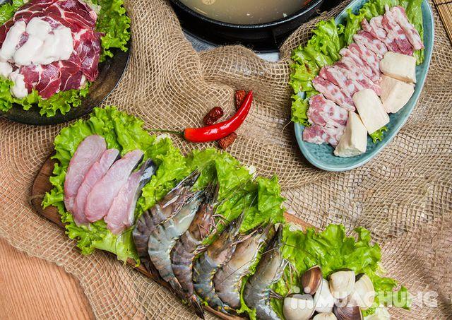 Buffet nướng lẩu hải sản đẳng cấp Nhà hàng Sochu - 22