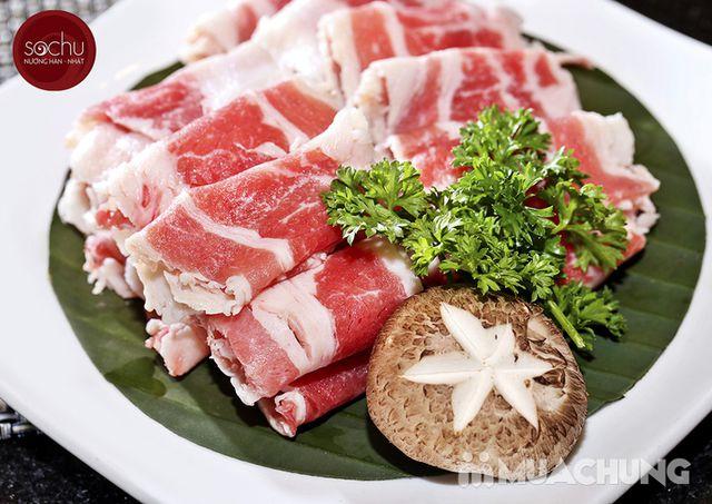 Buffet nướng lẩu hải sản đẳng cấp Nhà hàng Sochu - 25