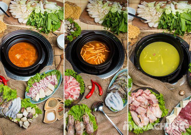 Buffet nướng lẩu hải sản đẳng cấp Nhà hàng Sochu - 18