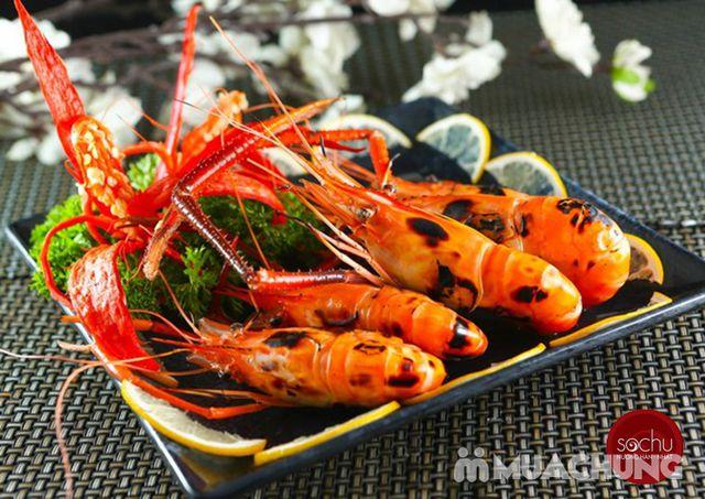 Buffet nướng lẩu hải sản đẳng cấp Nhà hàng Sochu - 10