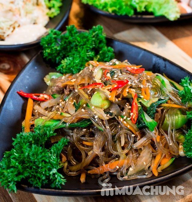 Buffet Nướng Lẩu chuẩn 3* - NH Geon Bae Korean BBQ - 8
