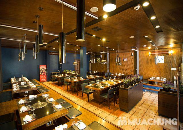 Buffet nướng lẩu hải sản đẳng cấp Nhà hàng Sochu - 34