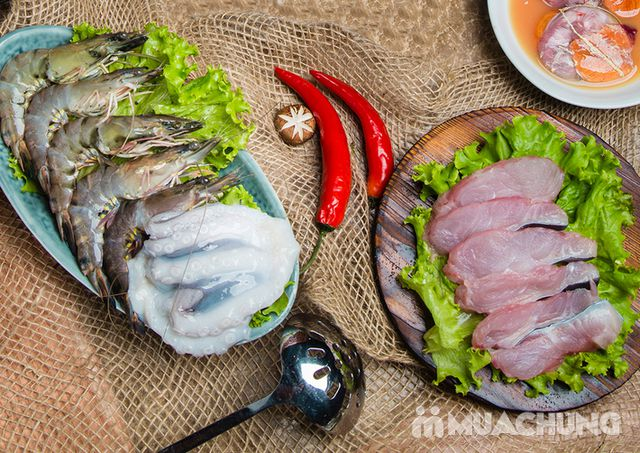 Buffet nướng lẩu hải sản đẳng cấp Nhà hàng Sochu - 23