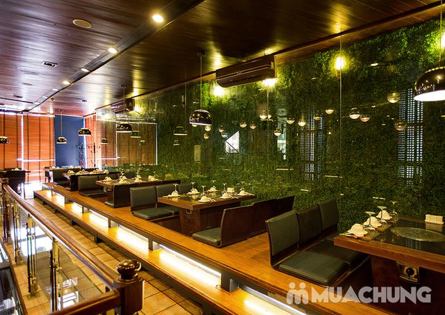 Buffet nướng lẩu hải sản đẳng cấp Nhà hàng Sochu - 35
