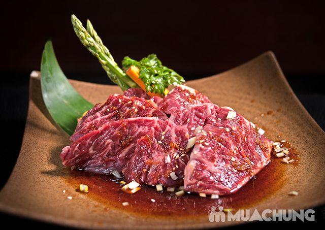 Buffet nướng lẩu hải sản đẳng cấp Nhà hàng Sochu - 4