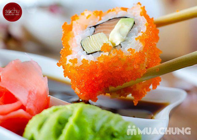 Buffet nướng lẩu hải sản đẳng cấp Nhà hàng Sochu - 14