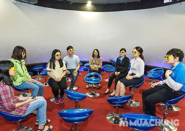 Vé xem phim 12D màn hình tròn tại X360 Cinema - 4