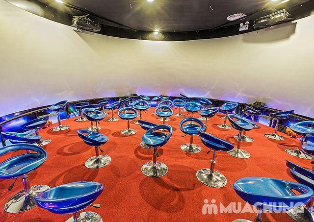 Vé xem phim 12D màn hình tròn tại X360 Cinema - 2