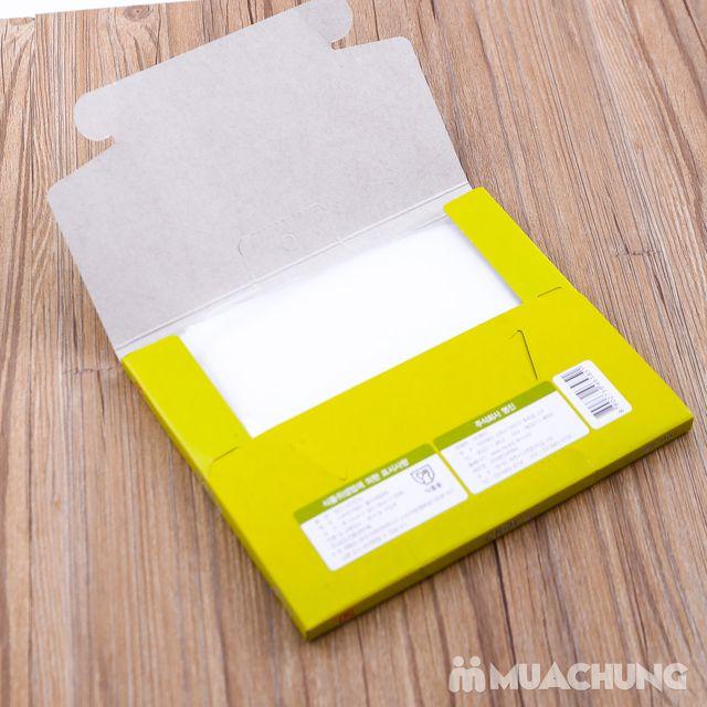 3 hộp găng tay nilon dùng 1 lần MyungJin- Hàn Quốc - 4