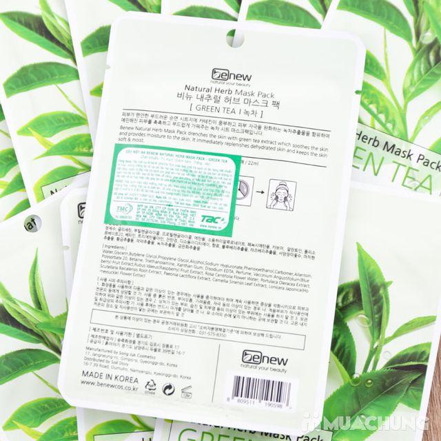 Combo 10 mặt nạ dưỡng da Benew Hàn Quốc - 1