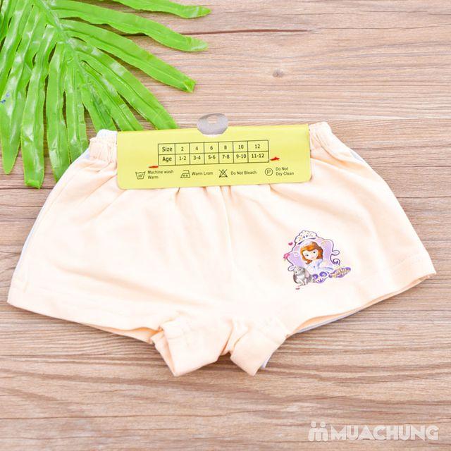 04 quần chíp đùi in hình xinh yêu cho bé - hàng VN - 8