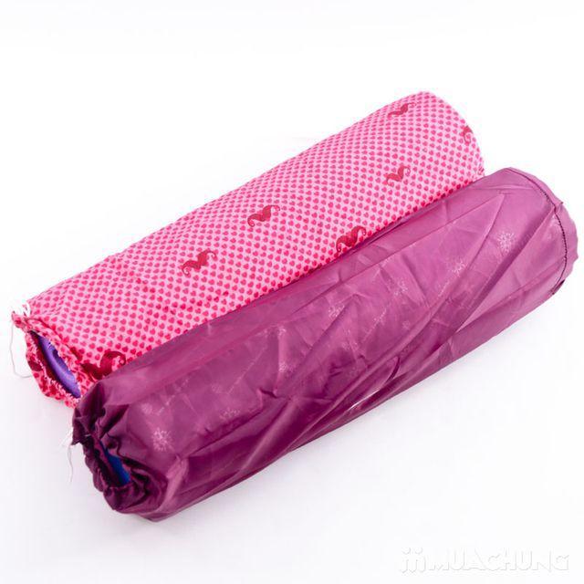 Thảm tập Yoga siêu bền dày 10mm - Tặng túi đựng - 5