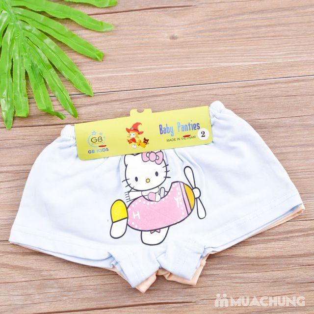 04 quần chíp đùi in hình xinh yêu cho bé - hàng VN - 7