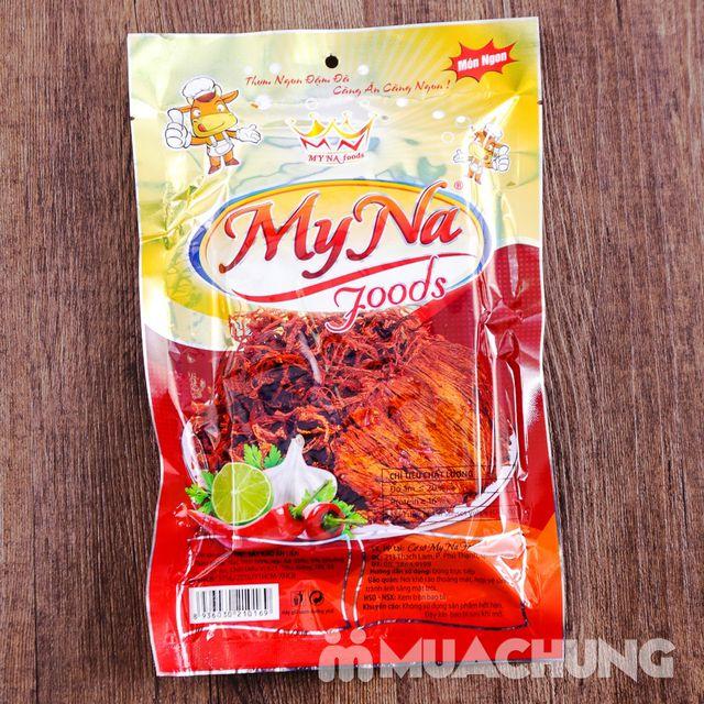 Combo 5 gói thịt bò khô thơm ngon - 6