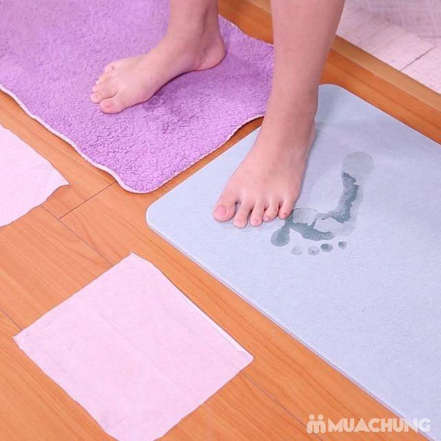 Thảm cứng siêu thấm công nghệ Nhật Bản - 2