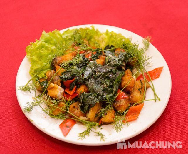 Set cá lăng nhiều món cho 4 người tại NH Sơn Lâm - 4