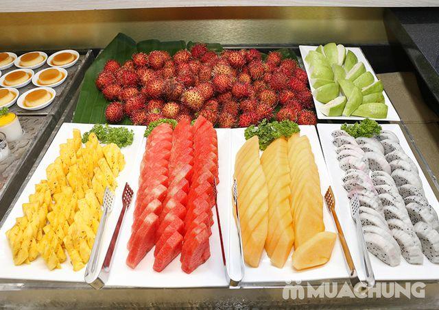 Buffet lẩu hải hải bò Mỹ & sushi Nhà hàng Moon BBQ - 27