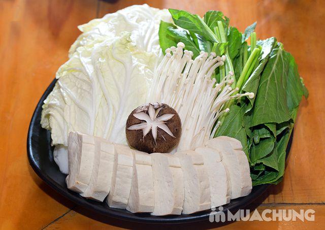 Buffet lẩu hải hải bò Mỹ & sushi Nhà hàng Moon BBQ - 19