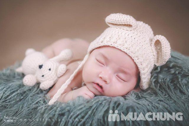 Gói chụp ảnh cho bé & gia đình tại Suitin Studio - 10