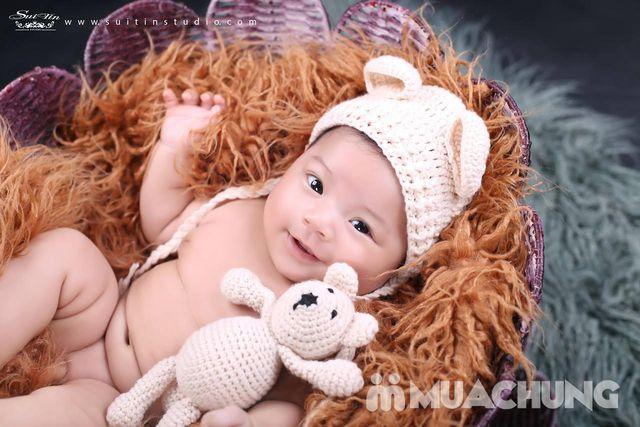 Gói chụp ảnh cho bé & gia đình tại Suitin Studio - 5