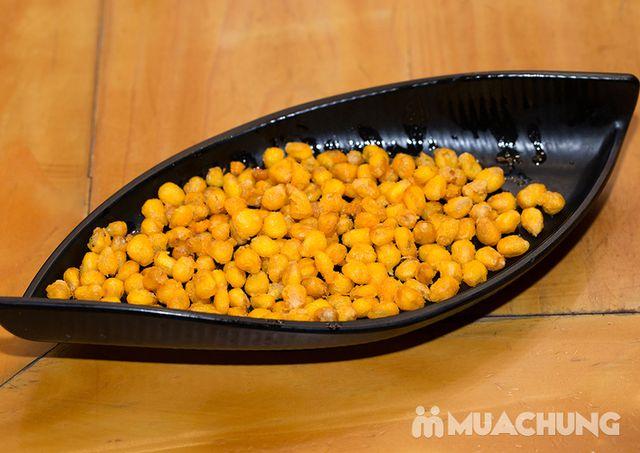 Buffet lẩu hải hải bò Mỹ & sushi Nhà hàng Moon BBQ - 26