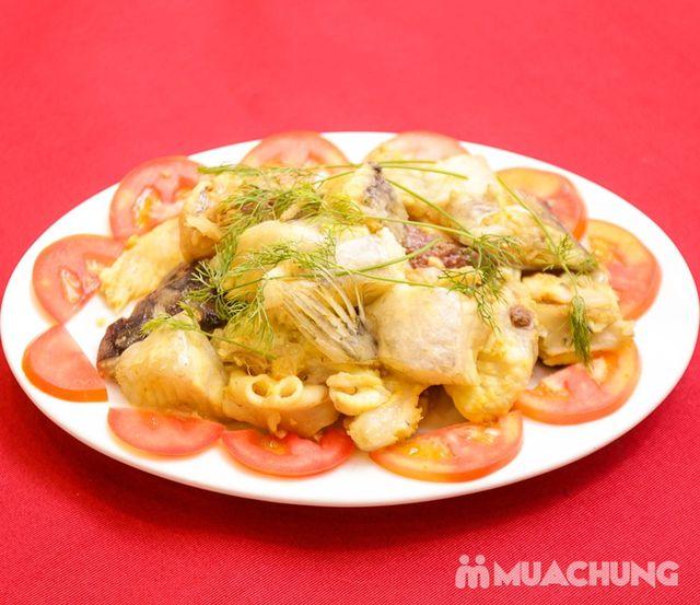 Set cá lăng nhiều món cho 4 người tại NH Sơn Lâm - 3