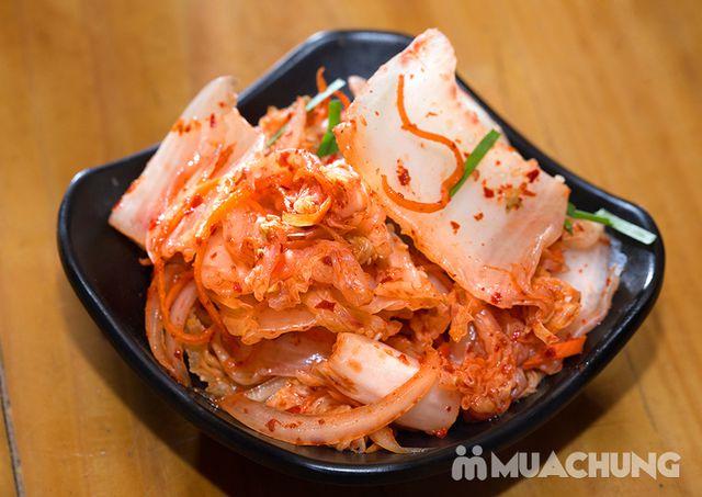Buffet lẩu hải hải bò Mỹ & sushi Nhà hàng Moon BBQ - 24