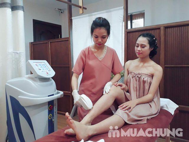 Triệt lông CN Hàn Quốc An toàn Hiệu quả Không đau Azen Spa - 8