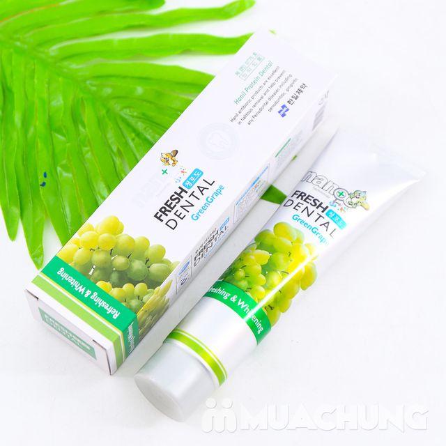 2 hộp kem đánh răng hương dứa và nho - NK Hàn Quốc - 3