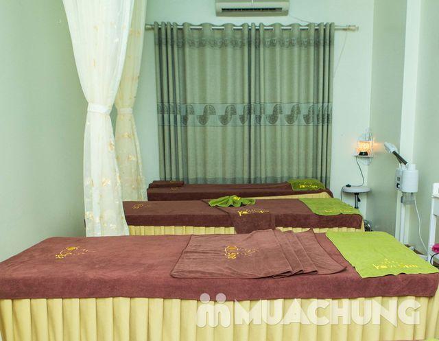 Xông hơi đá quý, massage bài độc tại Kovi Spa - 3