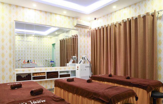 Trọn gói triệt lông DiodeLazer 8-10lần BH trọn đời Minh Tue's Spa - 13