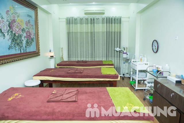 Xông hơi đá quý, massage bài độc tại Kovi Spa - 1