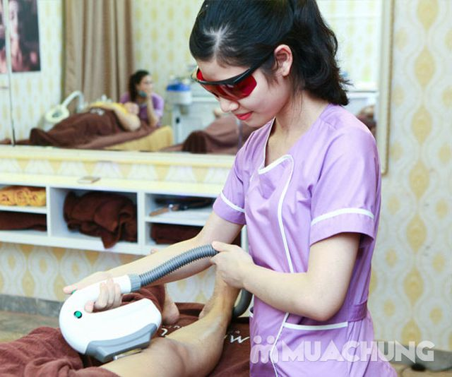 Trọn gói triệt lông DiodeLazer 8-10lần BH trọn đời Minh Tue's Spa - 6