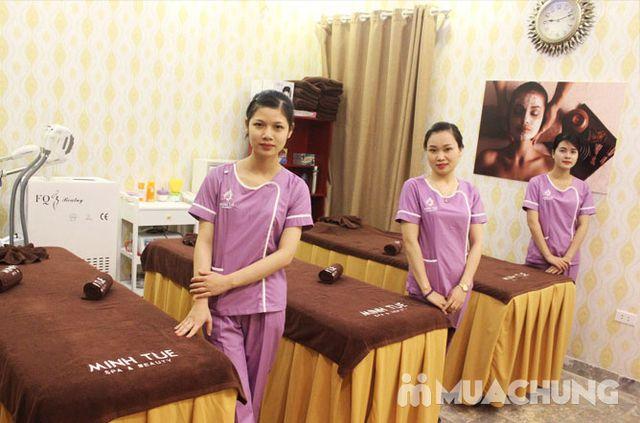 Trọn gói triệt lông DiodeLazer 8-10lần BH trọn đời Minh Tue's Spa - 17