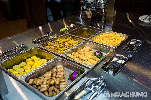 Thế giới Buffet Sen Xanh gần 150 món ngon đặc sắc - 43