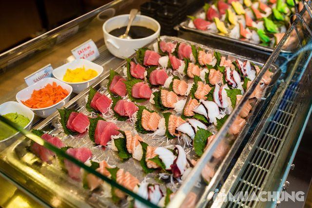 Thế giới Buffet Sen Xanh gần 150 món ngon đặc sắc - 37