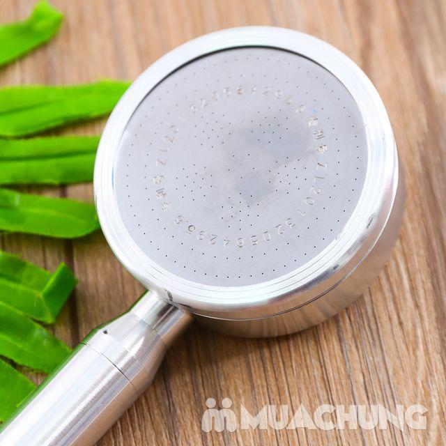 Vòi sen tăng áp có hạt lọc nước siêu sạch - 7
