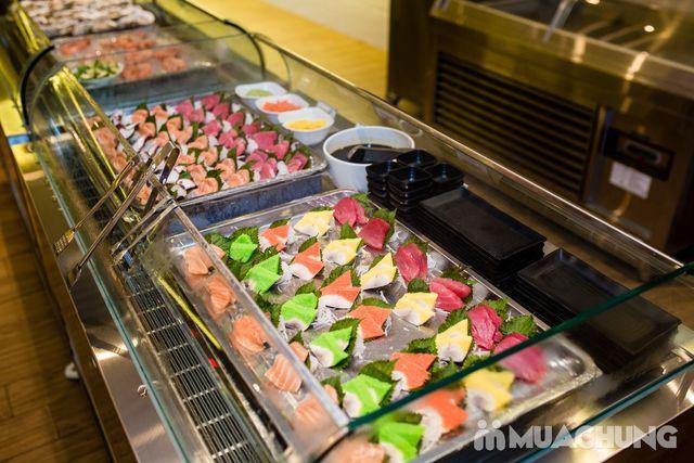 Thế giới Buffet Sen Xanh gần 150 món ngon đặc sắc - 38